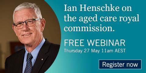 Aged Care Webinar